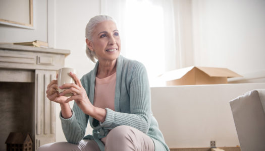 Downsizing Your Home As a 60 Year Old Woman – Facing the Discomfort of Uncertainty